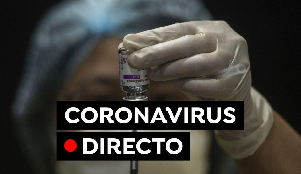 Coronavirus en España hoy: Nuevas restricciones, cita para la vacuna contra el COVID-19 y última hora, en directo