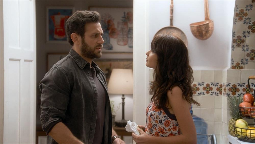 Santiago y Carolina