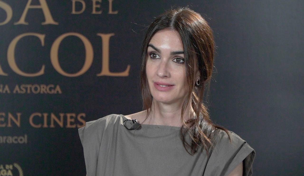 """Paz Vega, emocionada en su papel como investigadora en 'Mask Singer': """"Lo que viene es muy gordo"""""""