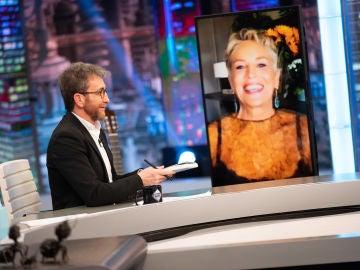 Disfruta de la entrevista completa a Sharon Stone en 'El Hormiguero 3.0'