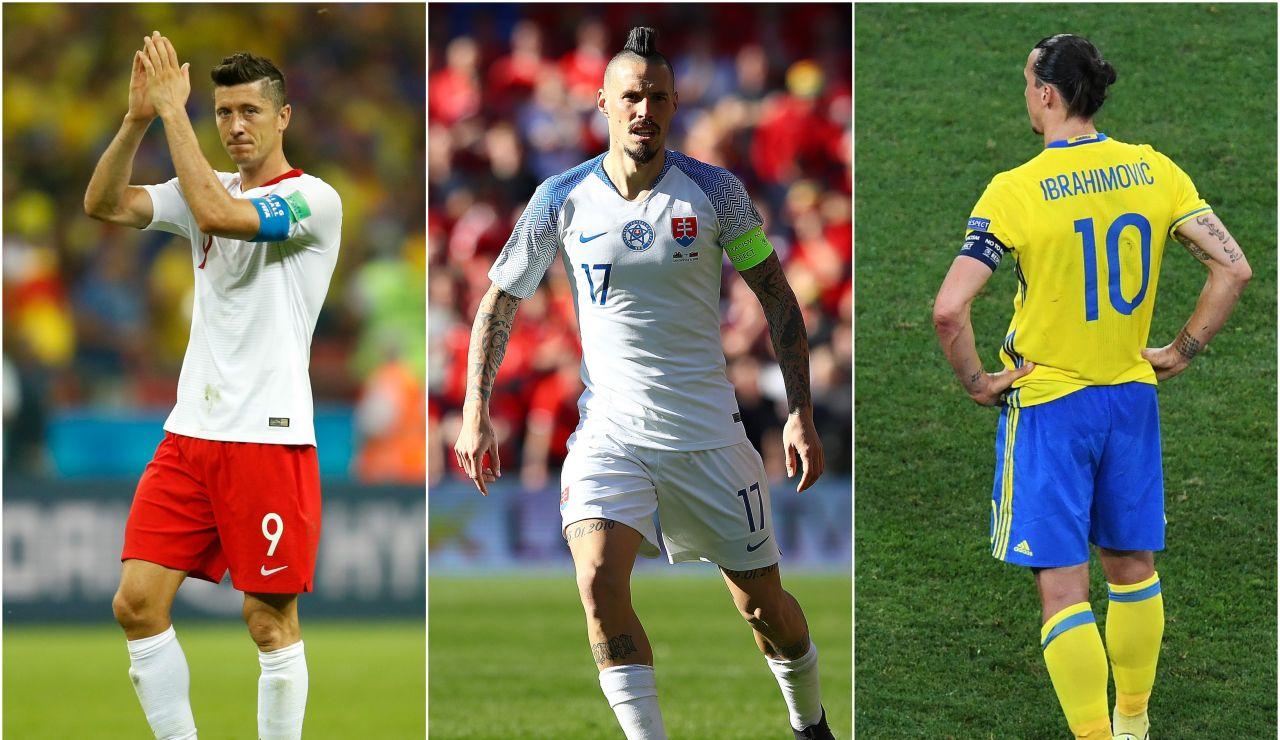 Estos son los rivales de España en la fase de grupos de la Eurocopa 2021