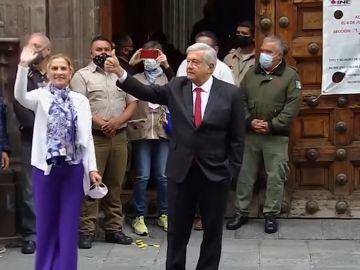 Victoria agridulce para el partido de López Obrador