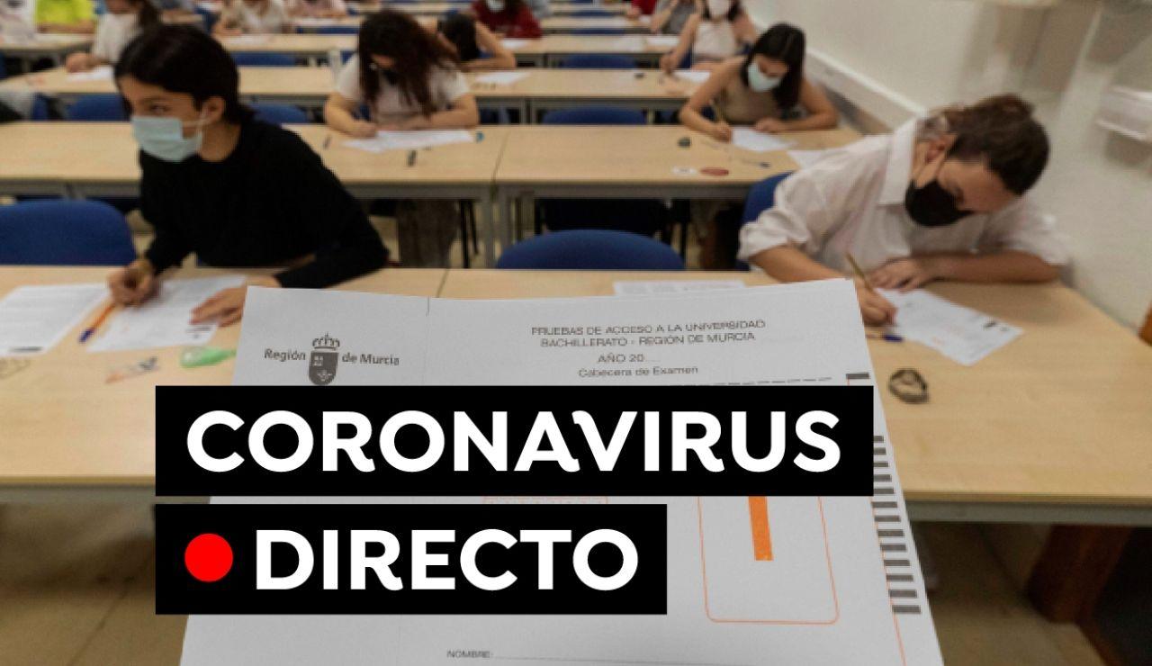 Restricciones en las comunidades, normas para el turismo y datos del coronavirus en España hoy, en directo