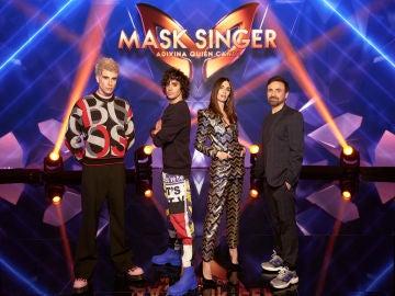 Tienes una cita con un nuevo desenmascaramiento: el miércoles a las 22:45 horas en 'Mask Singer'