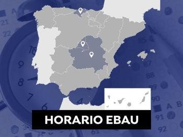 Horario de la Evau en Madrid, Castilla-La Mancha y Cantabria y cuándo publican las notas de selectividad 2021