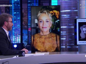 Sharon Stone revela cómo el humor ayudó a su padre a superar un cáncer terminal