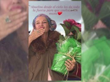 Nueva publicación de la madre de las niñas de Tenerife.
