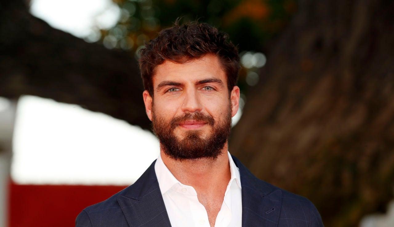 Maxi Iglesias, en el Festival de Cine de Málaga