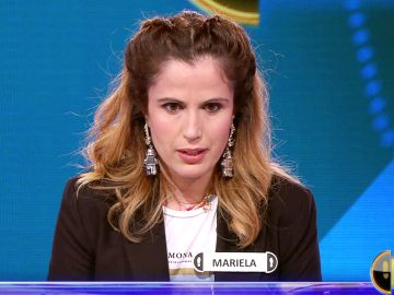 ¡Jamás lo olvidará! El doloroso fallo de Mariela que le cuesta 55.000 euros en el Duelo Final de '¡Ahora caigo!'
