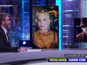 Sharon Stone, ¿la descubridora de Leonardo DiCaprio?