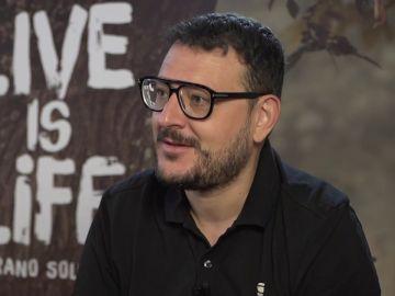 Dani de la Torre, director de 'Live is Life':