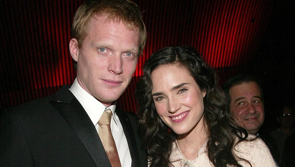 Paul Bettany y Jennifer Connelly en 2003