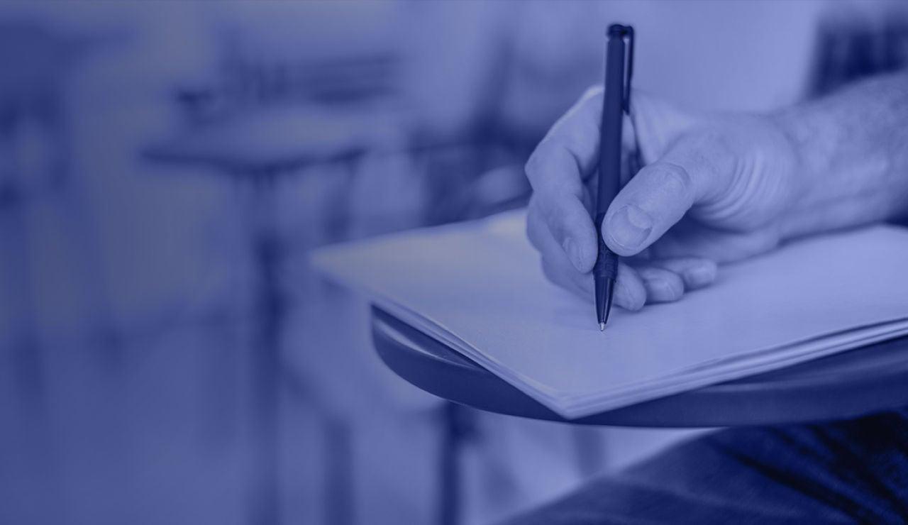 Evau 2021: ¿Qué pasa si suspendes un examen de selectividad?