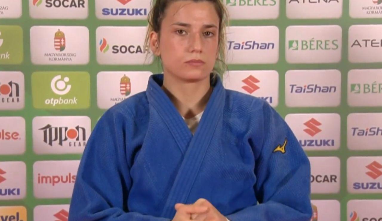 Ana Pérez Box, subcampeona del mundo de judo de -52 kilos y firme opción de medalla en los JJOO