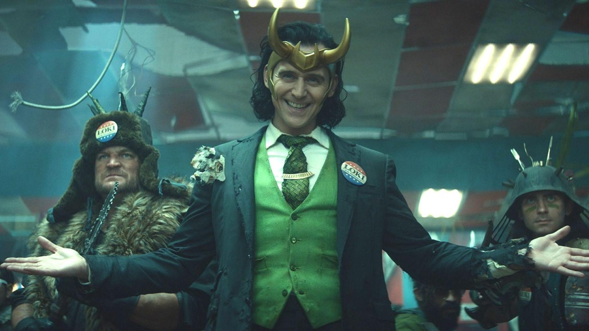 Tom Hiddleston en la serie 'Loki'