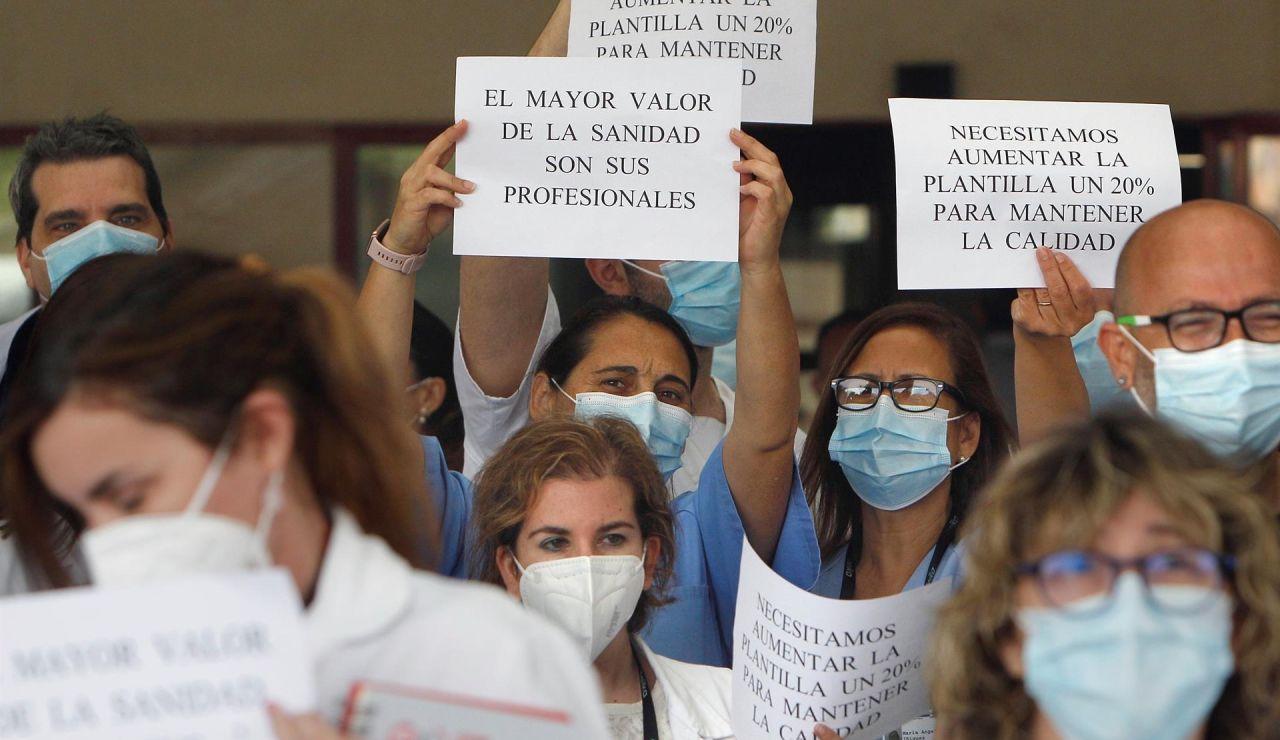 Enfermeros piden mejorar la adjudicación de plazas de formación especializada.