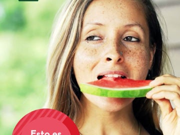 La sandía, la fruta perfecta para combatir el calor
