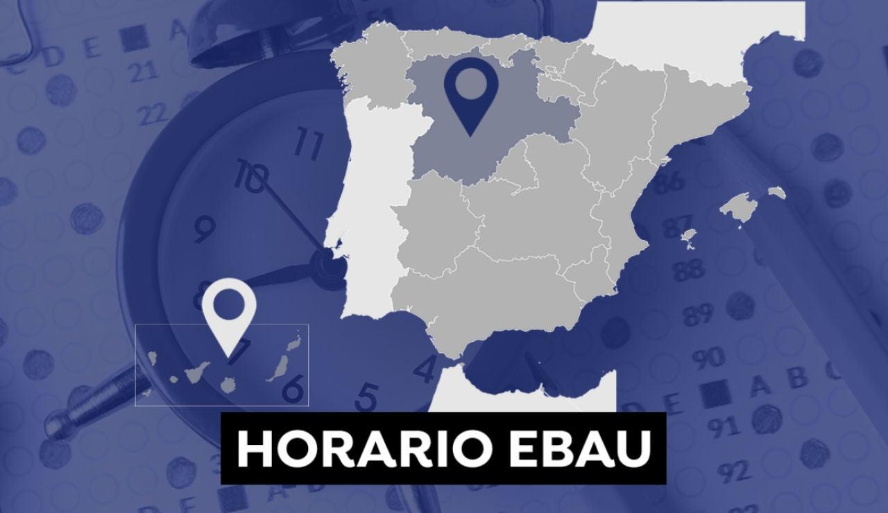 Horario de la Evau en Castilla y León y Canarias y cuándo salen las notas de selectividad en 2021