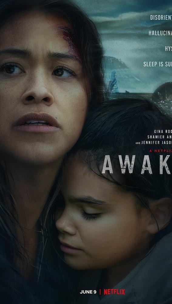 Póster de 'Disomnia' ('Awake')