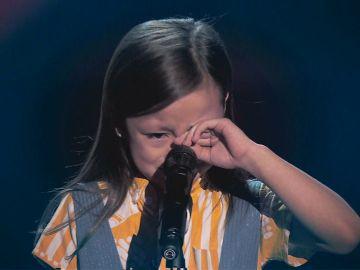 Las emociones se desbordan en las últimas Audiciones a ciegas de 'La Voz Kids'