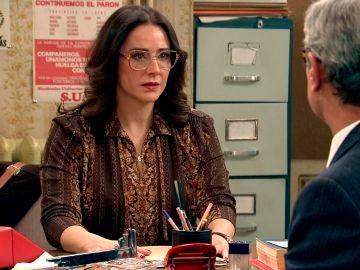 """Cristina descubre por qué Fernando sigue defendiendo a Beltrán: """"¿Eres un delincuente?"""""""
