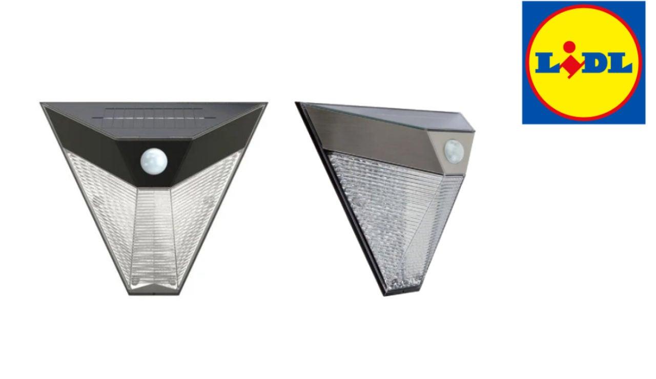 Así es la luz LED de Lidl que no consume electricidad