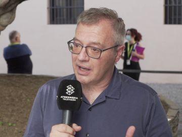 Daniel Monzón, director de 'Las leyes de la frontera'