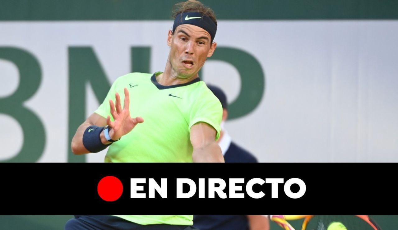 Rafa Nadal - Diego Schwartzman: Partido de hoy de Roland Garros, en directo