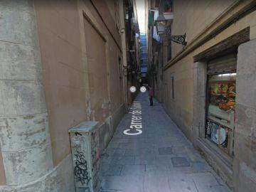 Anuncio en idealista: Piso de 25 metros cuadrados en Barcelona por 350 euros mes