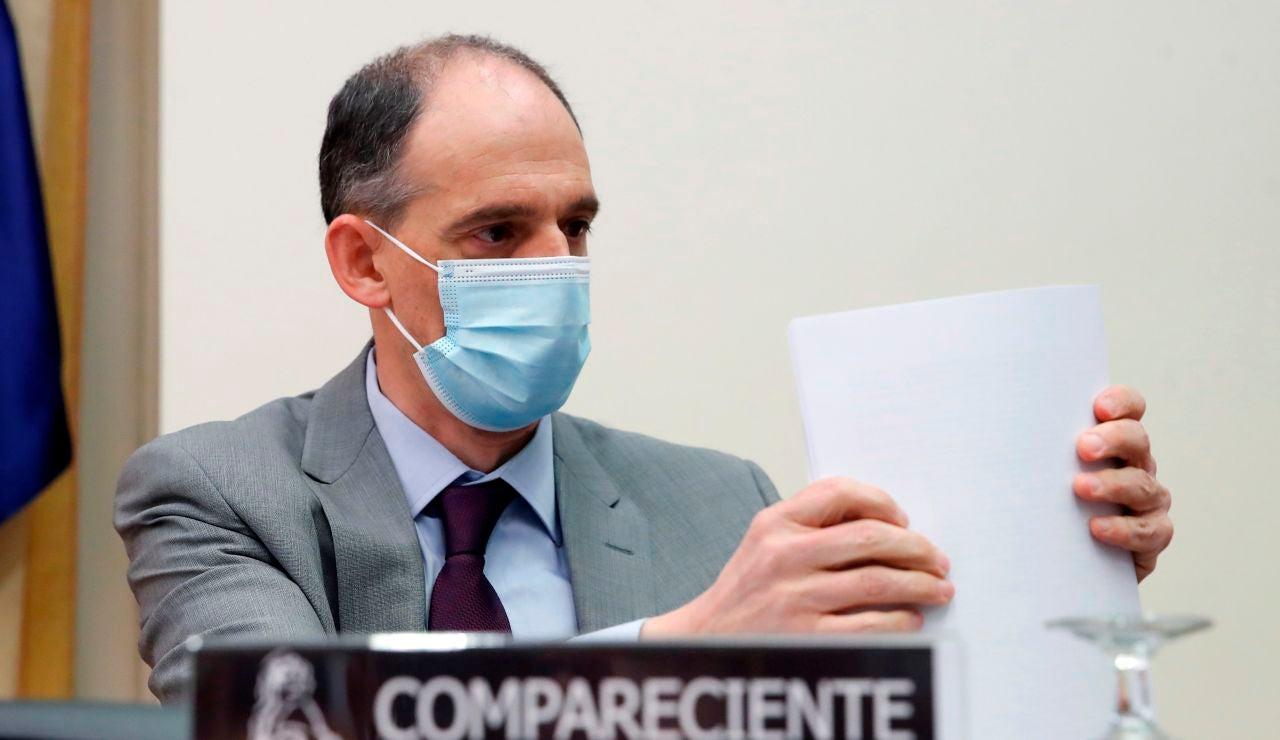 El inspector Manuel Morocho asegura que le impidieron mostrar los nombres de responsables del PP que cobraron de la 'caja B'