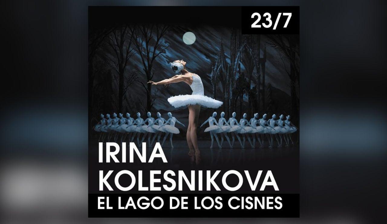 Irina Kolesnikova en Starlite el viernes 23 de julio