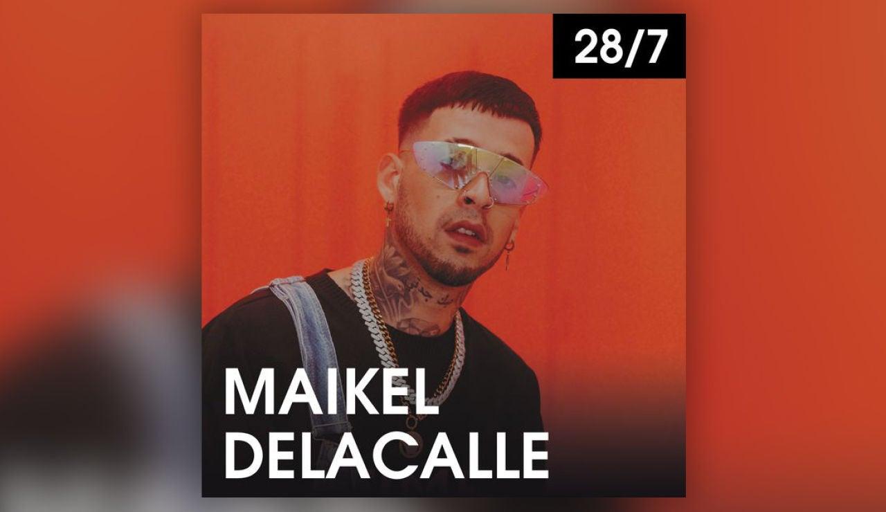 Maikel Delacalle en Starlite el miércoles 28 de julio