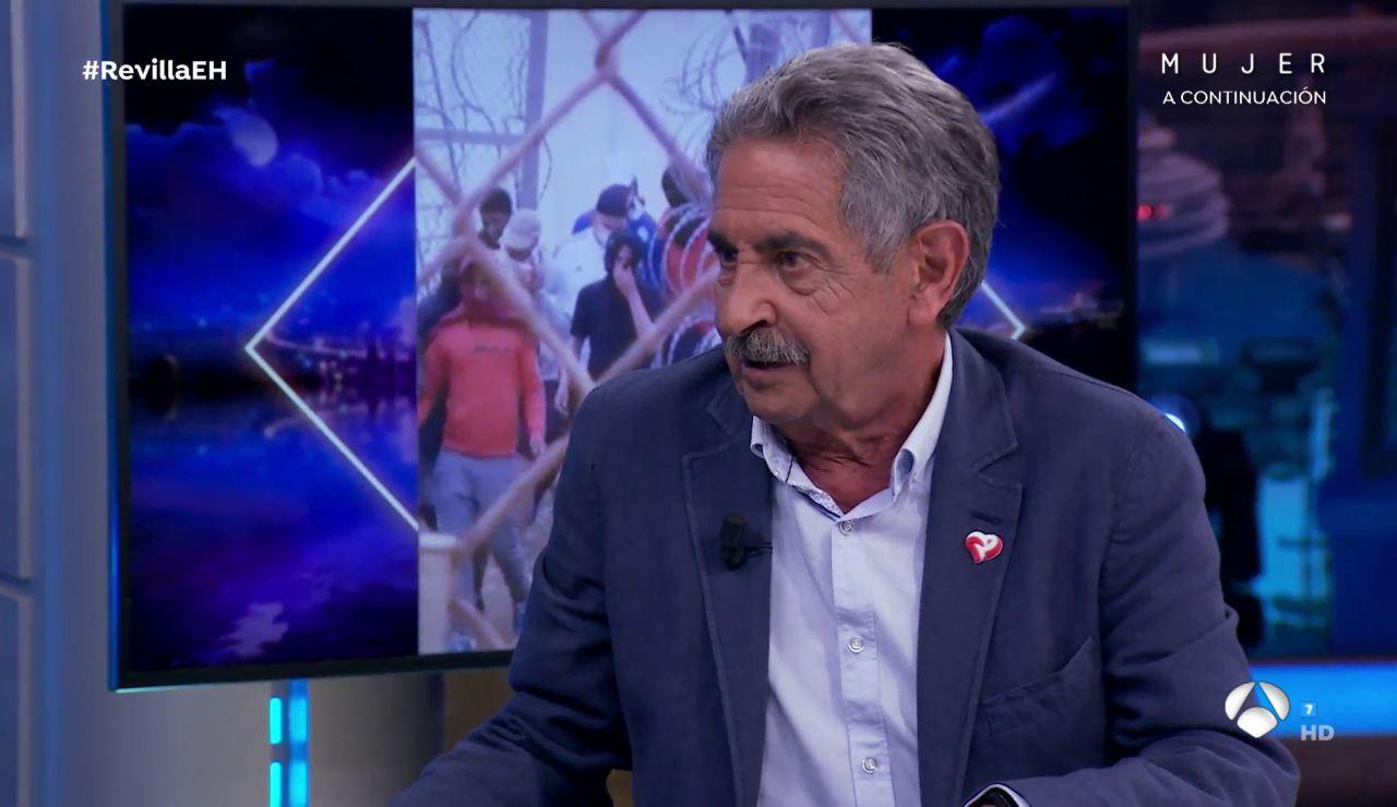 """Miguel Ángel Revilla se moja sobre el Rey de Marruecos: """"Ha dado una imagen muy mala de su país"""""""