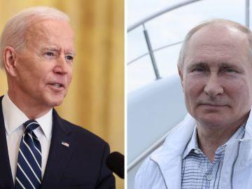 Biden y Putin se reúnen en Ginebra sin ilusiones sobre una mejora de las relaciones pero con pragmatismo