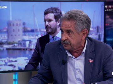 """Miguel Ángel Revilla, sobre Casado y el Caso Kitchen: """"Es una de las cosas más graves que he visto en democracia"""""""