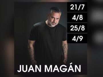 Juan Magán en Starlite el sábado 4 de septiembre