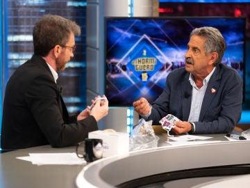 ¿Cómo es su relación con Pedro Sánchez? Miguel Ángel Revilla lo cuenta en 'El Hormiguero 3.0'