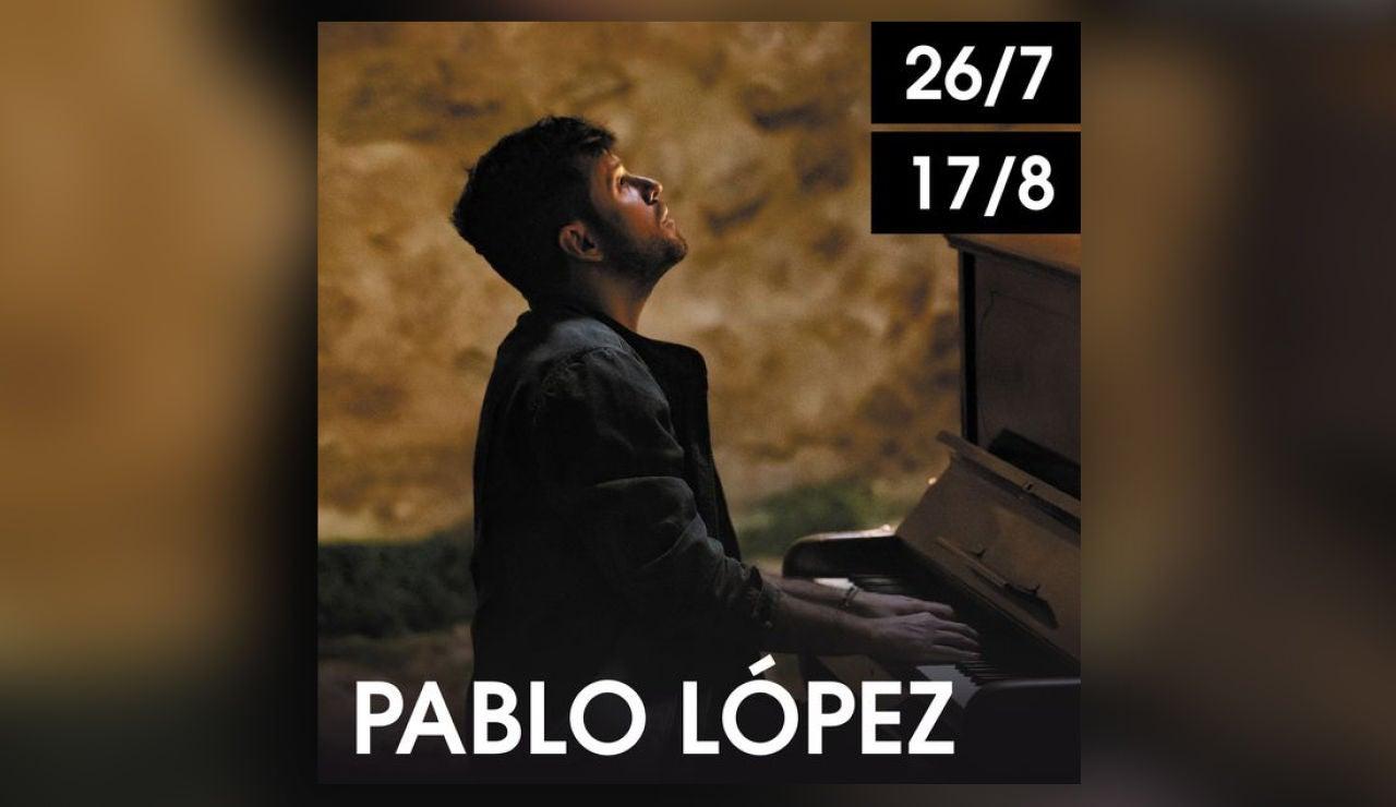 Pablo López en Starlite el lunes 26 de julio