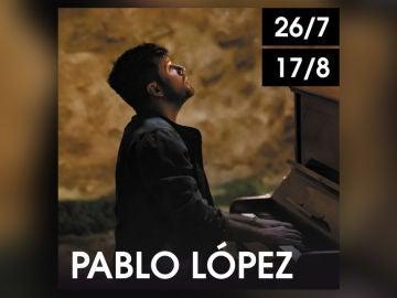 Pablo López en Starlite el martes 17 de agosto