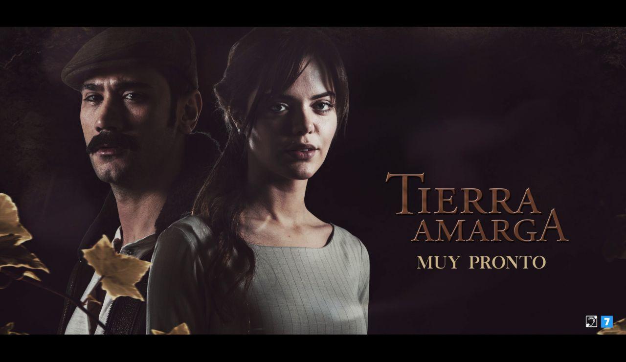 """""""Si estamos juntos, lo superaremos todo"""" 'Tierra Amarga', muy pronto en Antena 3"""