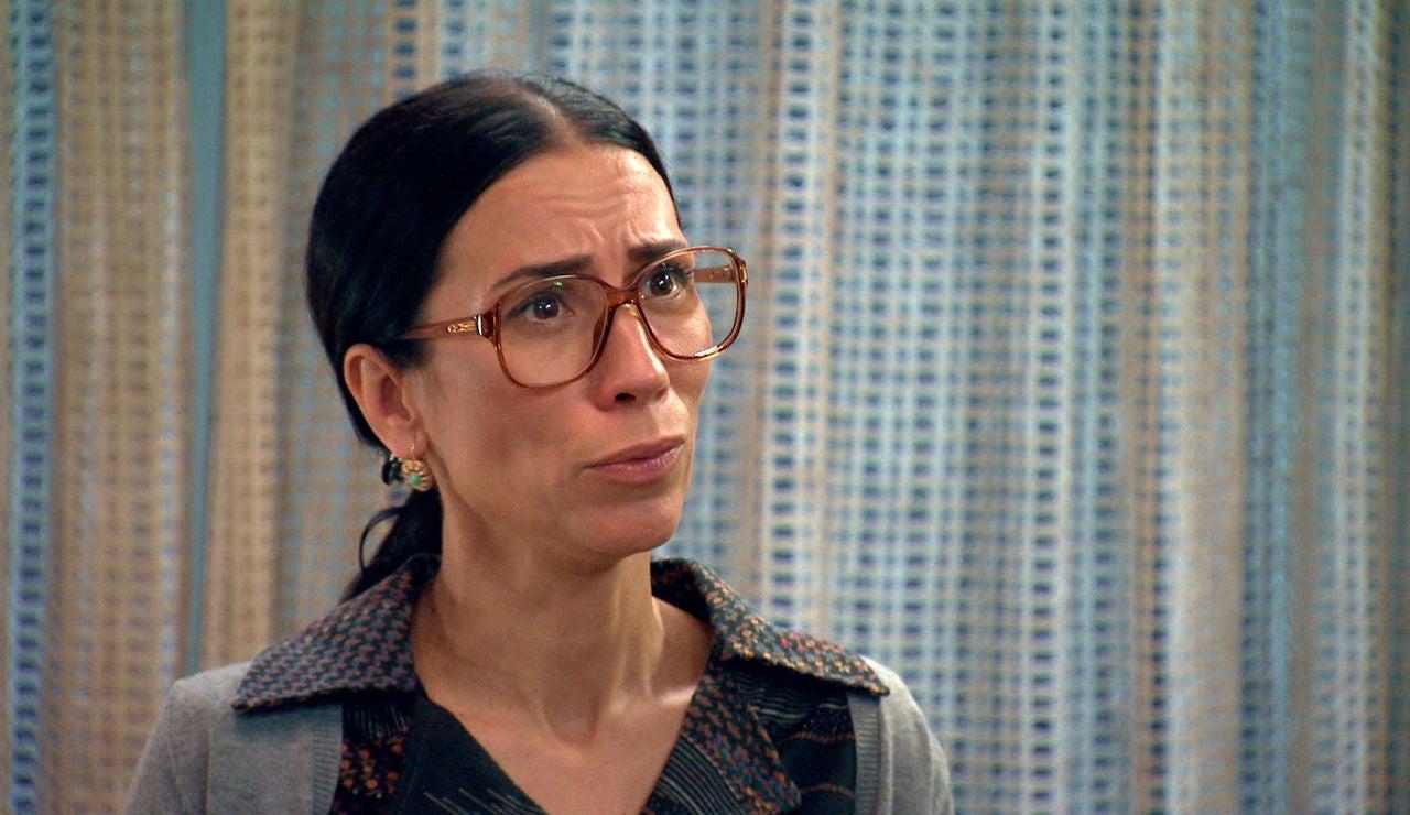 """Manolita se rebela contra el coronel y su familia: """"Si Beltrán sale de la cárcel no voy a poder seguir viviendo"""""""