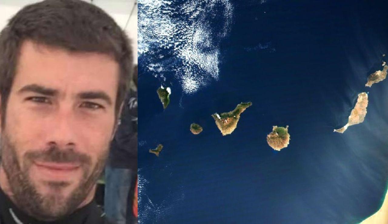 Tomás Gimeno, padre de las niñas de Tenerife