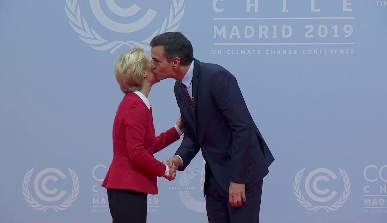 Von der Leyen visita hoy España para anunciar la aprobación del plan nacional de recuperación