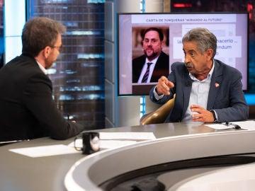 """La opinión de Miguel Ángel Revilla sobre Pedro Sánchez y los indultos: """"Para gobernar hay que tener falta de entrañas"""""""