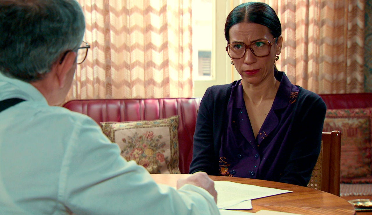 La encerrona de Quintero demuestra a Manolita que va a cometer una locura