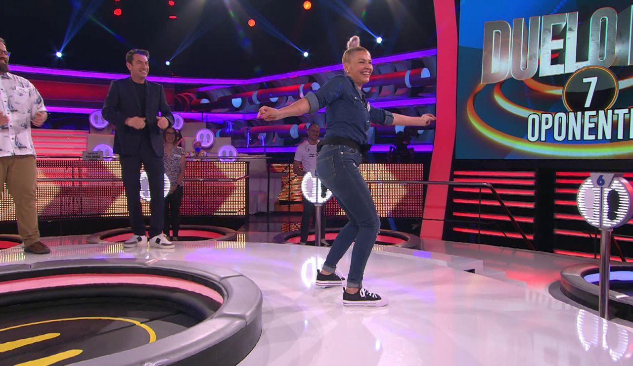 ¡Al son de 'Thriller'! Youl deja boquiabierto a Arturo Valls bailando a lo Michael Jackson