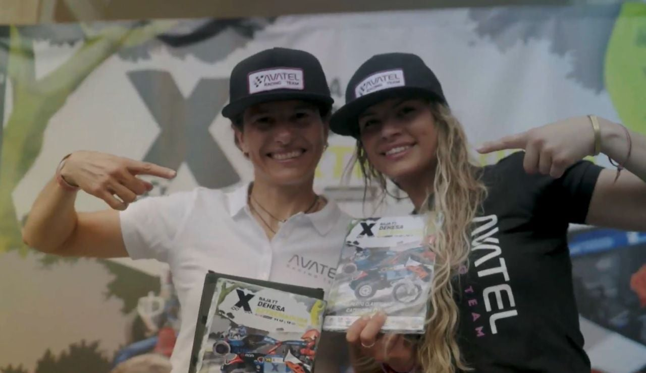 Christine Giampaoli y Rosa Romero ganan la primera prueba del campeonato de España de rally