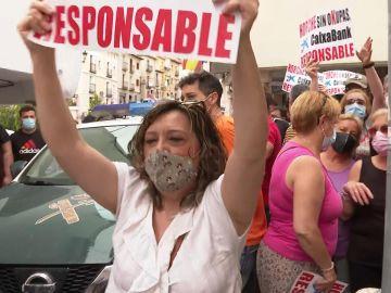 Los vecinos de Horche protestan por el problema de la okupación