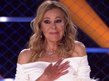 """Ana Obregón se rinde ante el Cactus: """"Me ha emocionado y me ha llegado al corazón"""""""
