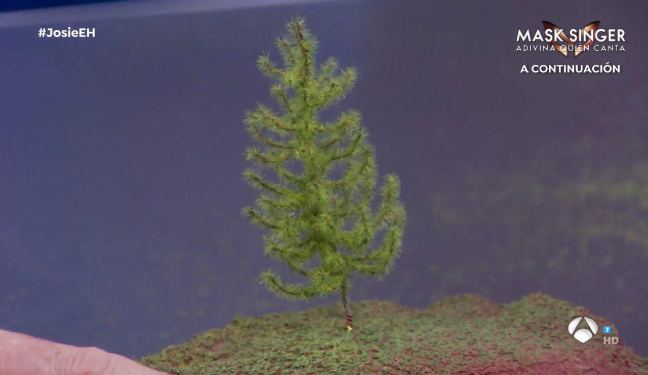 ¡Ciencia mágica! Marron devuelve las hojas a un árbol